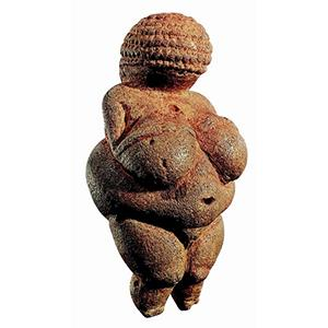 La Dea Madre, o Venere di Willendorf, Austria, 2200 a.C. circa